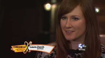 Laura Zorch, EatPGH - @eatPGH on Twitter