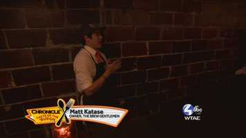 Matt Katase, Owner of The Brew Gentlemen -- @BrewGentleman on Twitter