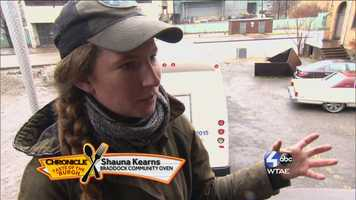 Shauna Kearns of Braddock Community Oven