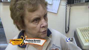 Marlene Bowen, The Pretezel Shop