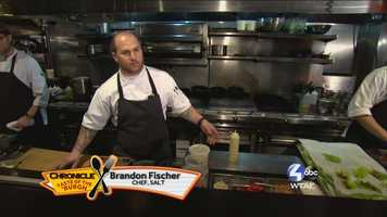 Brandon Fischer, Chef at Salt