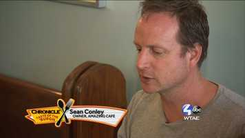 Sean Conley, Owner of Amazing Life