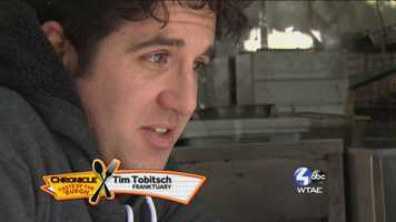 Tim Tobitsch of Franktuary -- @Franktuary on Twitter