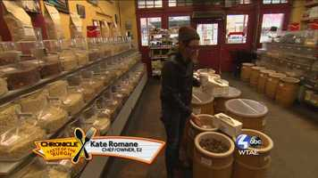 Kate Romane, Chef/Owner of E2 -- @kateromane and @e2pgh on Twitter