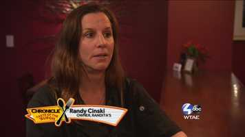 Randy Cinski, Owner of Randitas