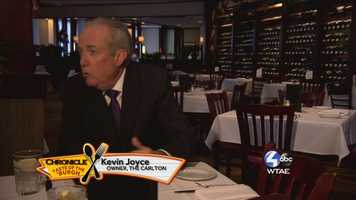 Kevin Joyce, Owner of The Carlton