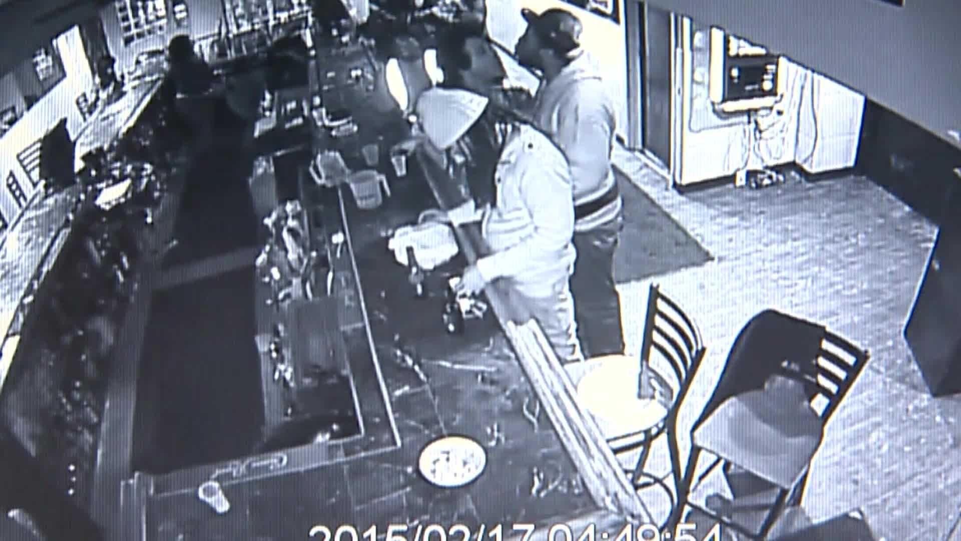 Security video shows deadly confrontation at Homewood bar