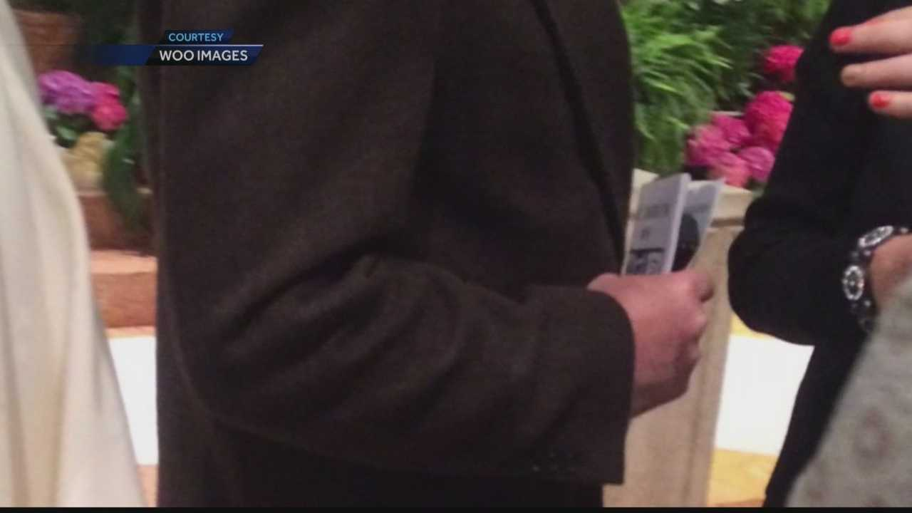 Gun goes off during Easter service in Altoona
