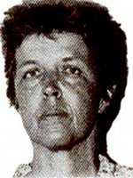 Elizabeth Anna DukeWanted for alleged involvement in a series of criminal activities during the late 1970s and early 1980s. She was allegedly a member of the radical group May 19th Communist Organization which advocated communism and the violent overthrow of the government. Duke was arrested in Bucks County, Pennsylvania, in May 1985 for her alleged participation in this group, but was released on bail. She fled the jurisdiction and has been a fugitive since October 1985.(Photograph taken in 1985)