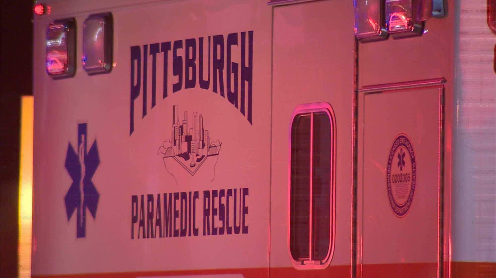ambulance - paramedics