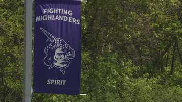 The Fighting Highlander is the mascot of the Baldwin-Whitehall School District.