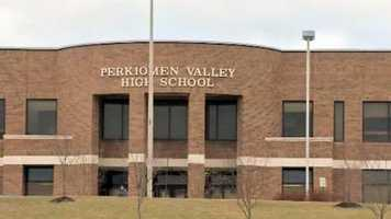 17) Perkiomen Valley High School in CollegevilleIt was ranked #17 statewide and #868 nationally.