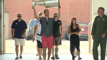 It's been six years since the Penguins last brought Lord Stanley's Cup back to Pittsburgh, but Gibsonia native Brandon Saad has now done it twice in the past three years.