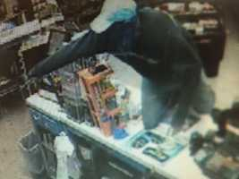 Surveillance image from BP in Herminie.