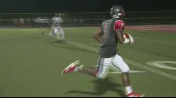 West Allegheny 41, New Castle 14