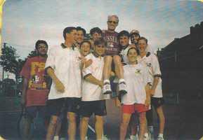 RAY PETELIN - Ashtabula High School - Ashtabula, OH - Tennis