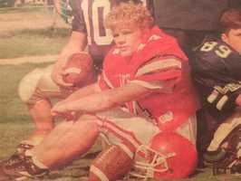 BOB HAZEN - Sanderson High School - Raleigh, NC. - Football: Linebacker