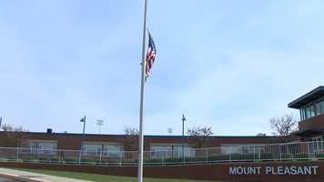 Mount Pleasant Area Junior-Senior High School