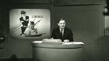 DAVE MURRAY, 1959 -- Pittsburgh's Action News 4 is currently in the middle of building a new state of the art studio set that will make it the most advance in Pittsburgh television! Since being on air since 1958, we have gone through a lot of changes. Take a stroll back in time with us in this slideshow....