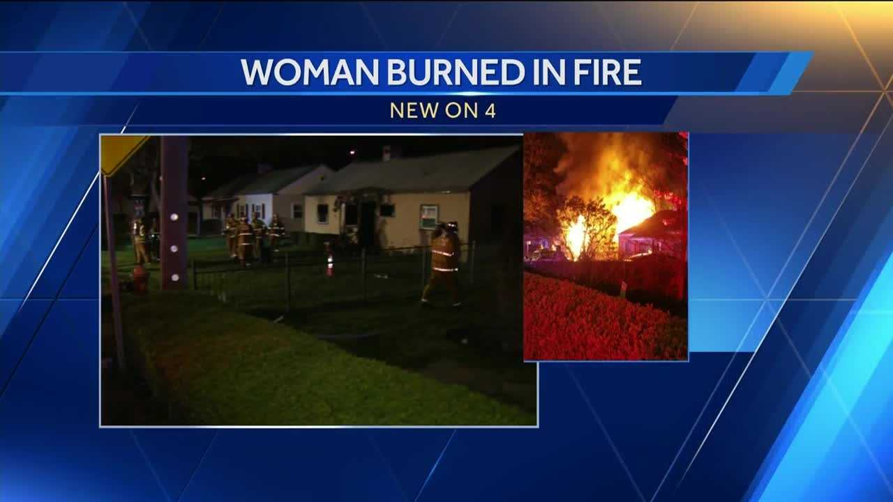 Neighboring fire chief responds to house fire in Neville Island