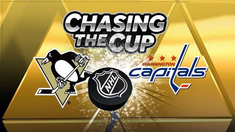 Chasing The Cup Penguins-Capitals