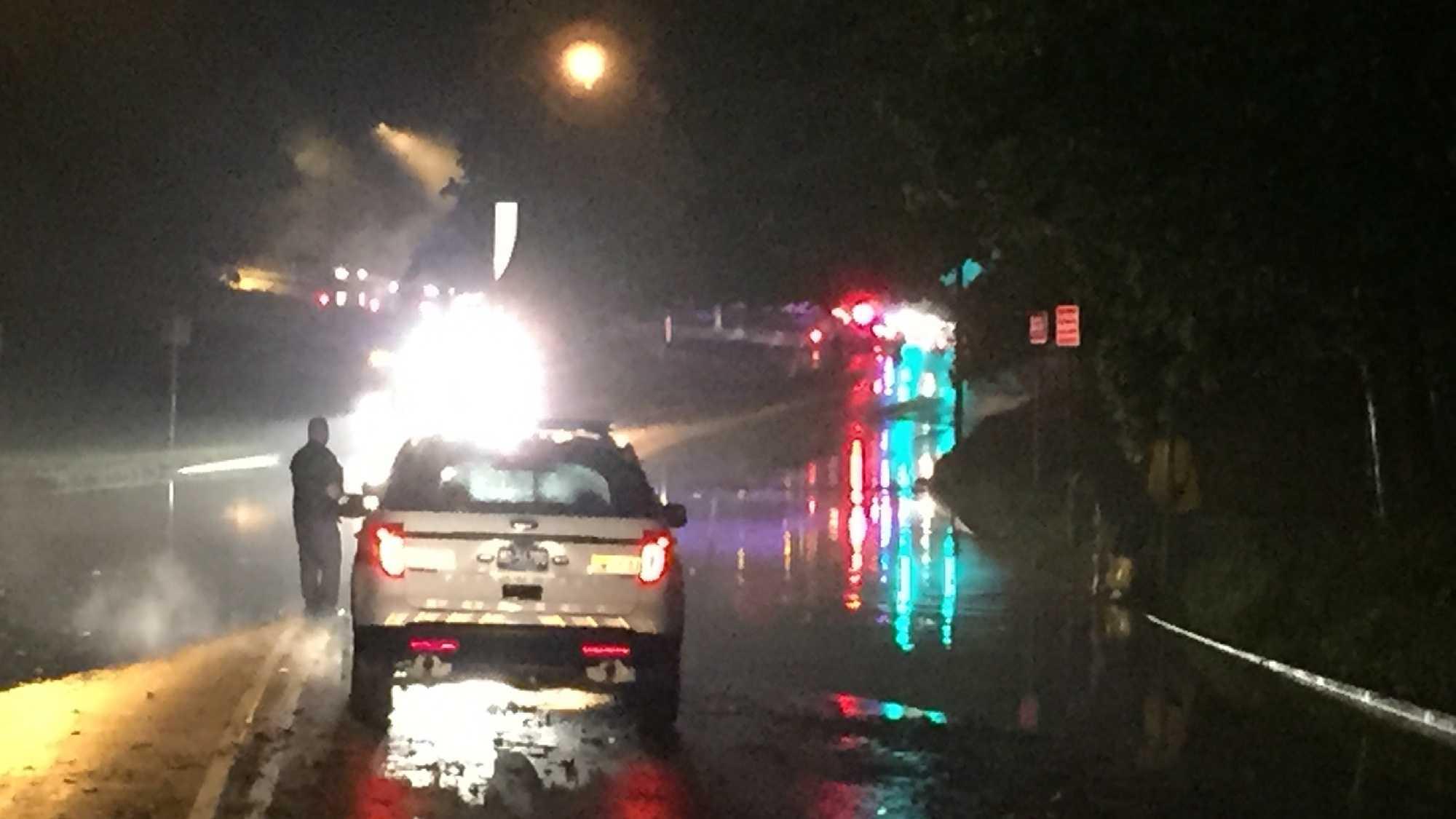 Washington Boulevard Flooding 05