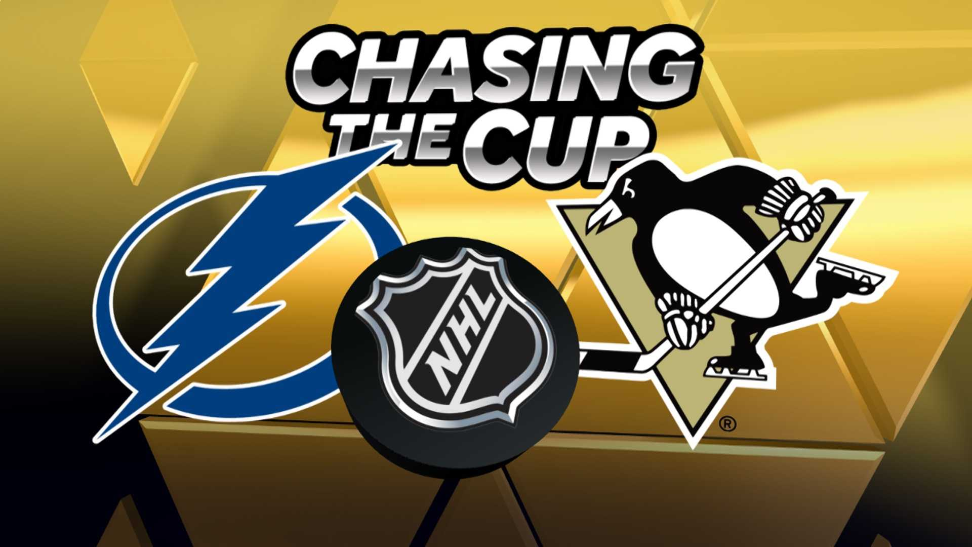 Penguins, Lightning, Chasing the Cup