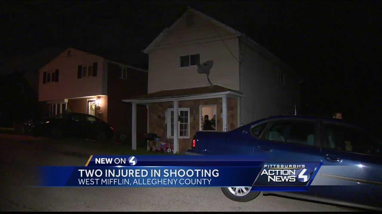2 people shot in West Mifflin