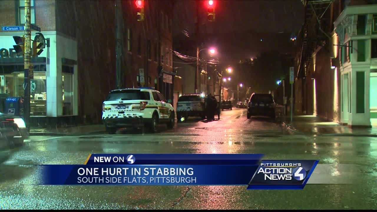 Man in critical condition following South Side stabbing, 1 arrested