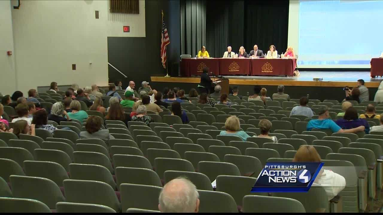 img-Failure is not easy to accept Penn Hills School Board holds first meeting since 167 million debt revealed