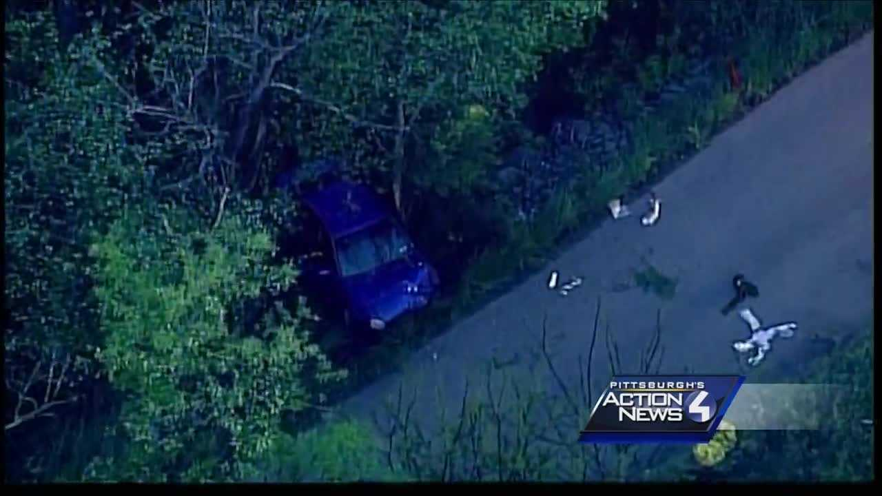 2 ejected, 3 injured in crash after Washington County chase