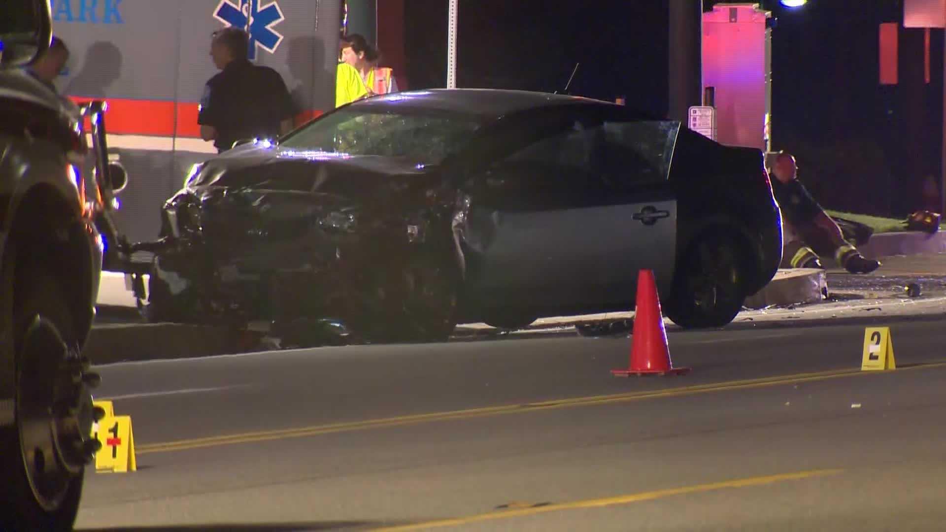 Pine Township crash