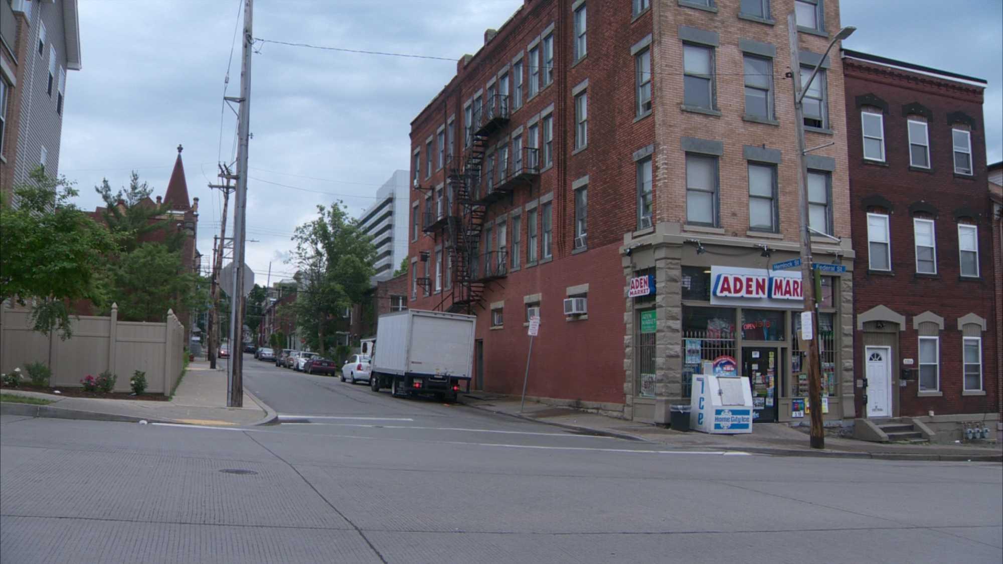 North Side shooting scene