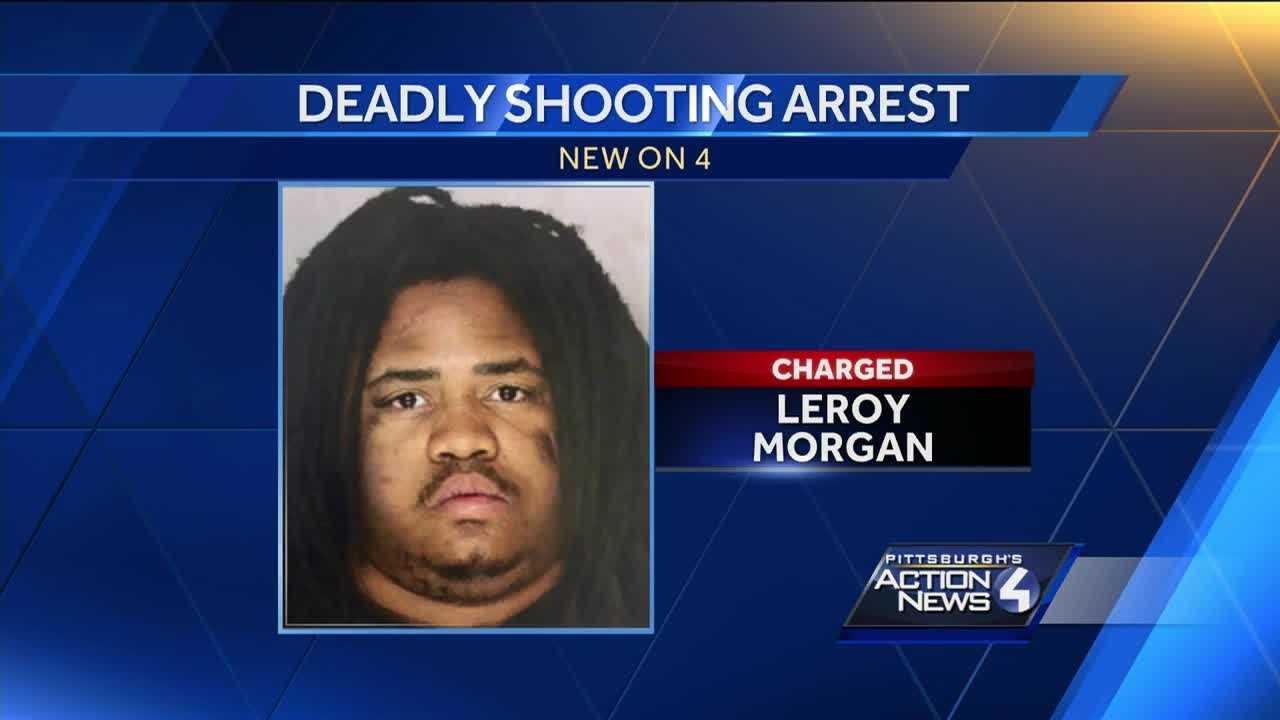 Leroy Morgan