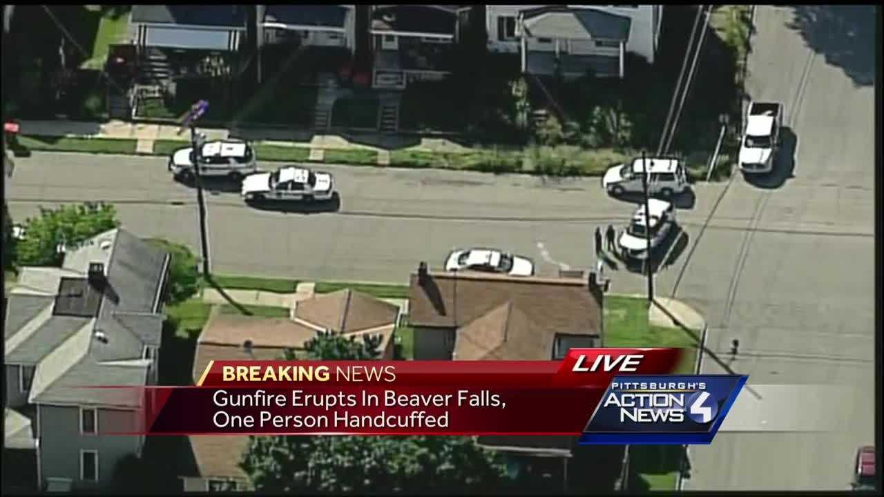 1 injured in Beaver Falls shooting