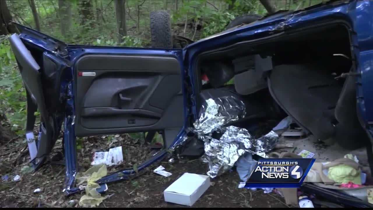 img-Three survive violent crash in Father s Day miracle