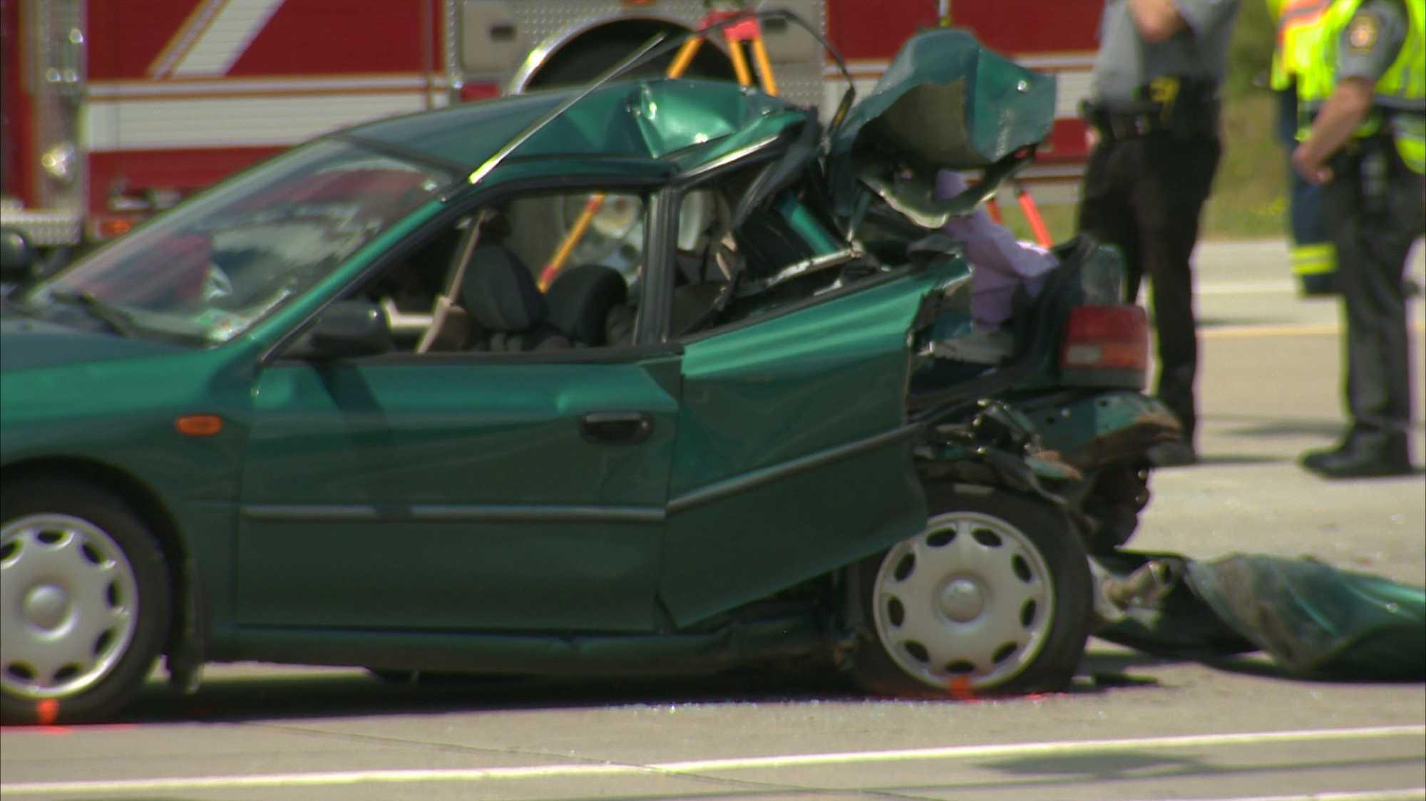 Derry fatal crash