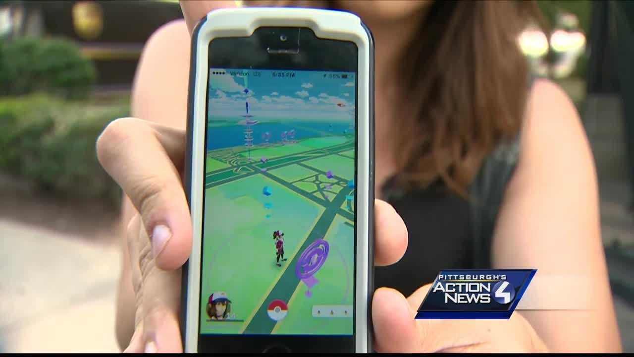 img-Pittsburgh man offers Uber-like service to help you catch Pokemon