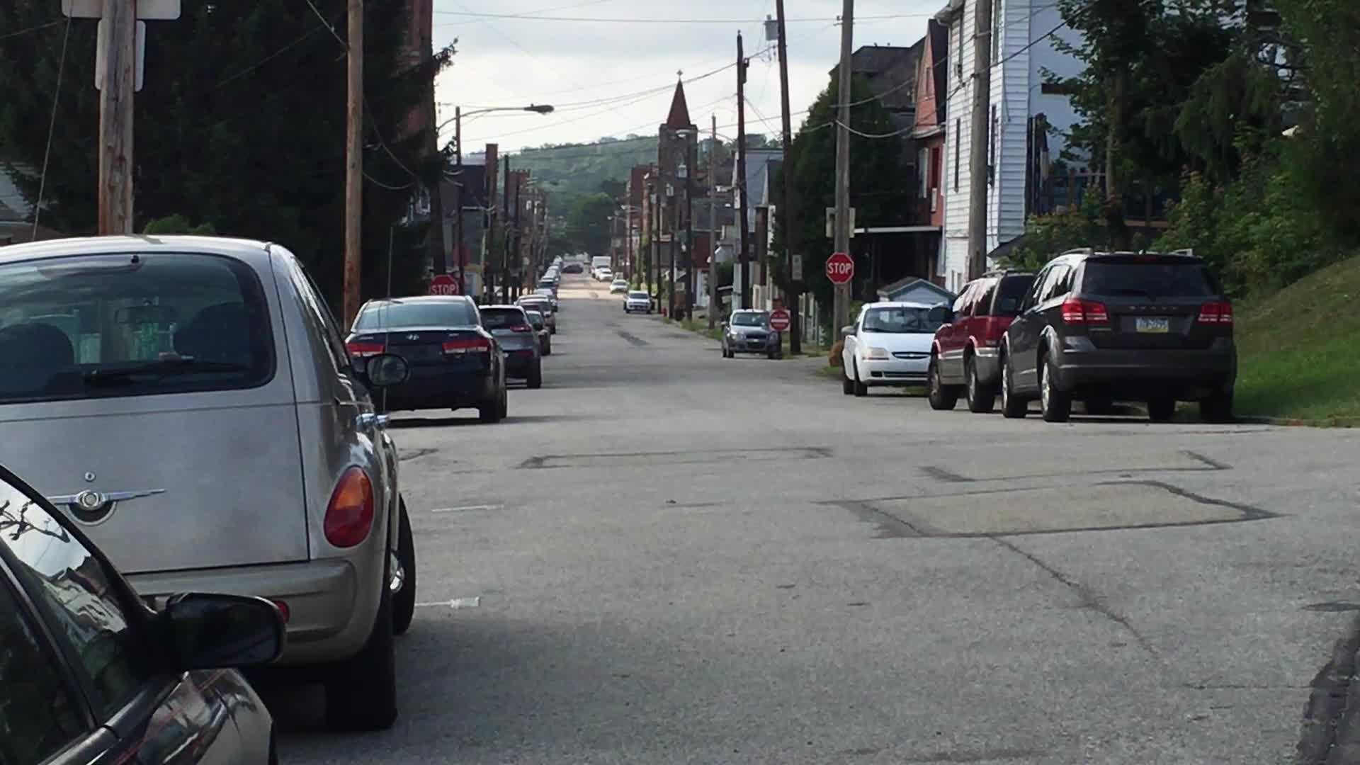 Toddler hit by car in Charleroi