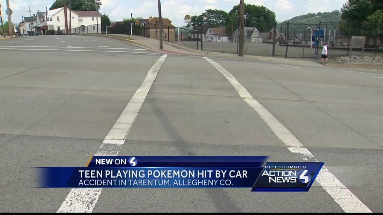img-Teen hit by car blames Pokemon Go