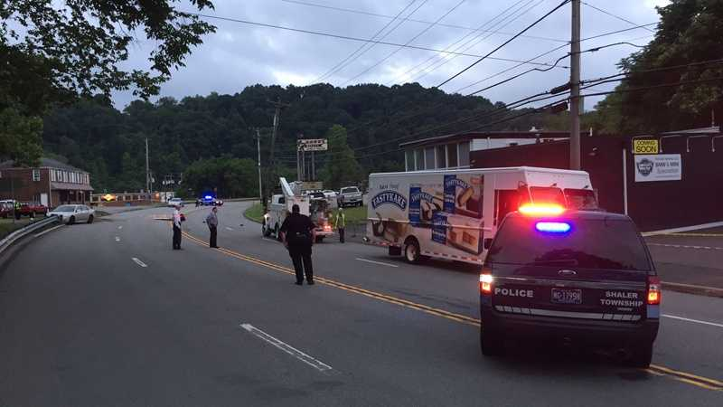 img-Part of Route 8 in Shaler shut down after crash