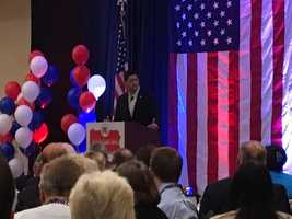House speaker Ryan tells PA GOP Pennsylvania could be the difference in general election in November