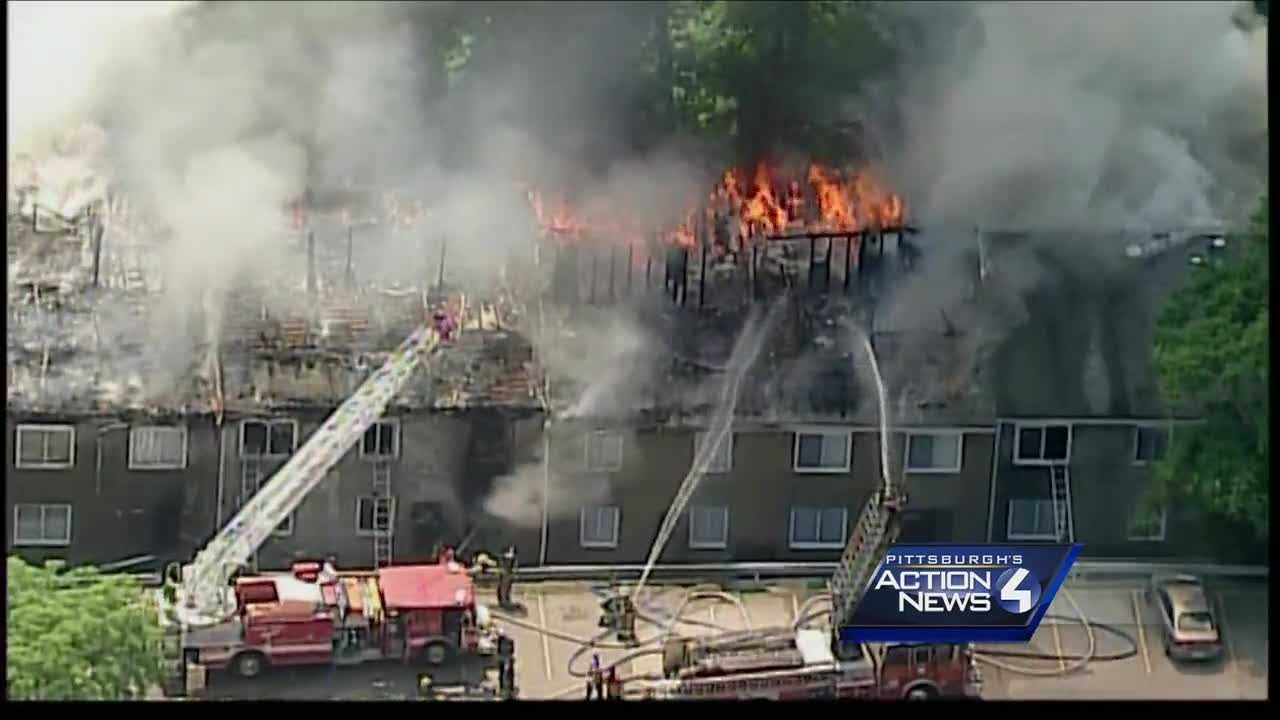 img-Red Cross helping nearly 70 people homeless after apartment fire