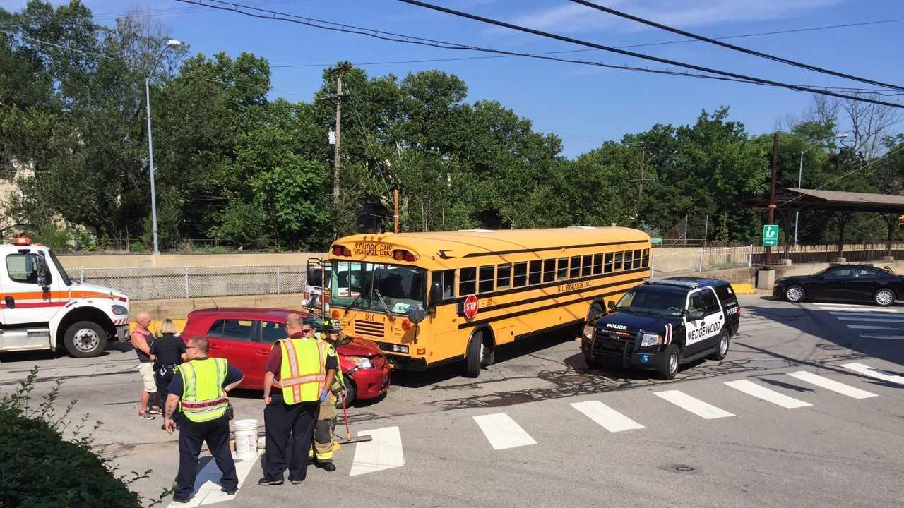 Edgewood school bus accident