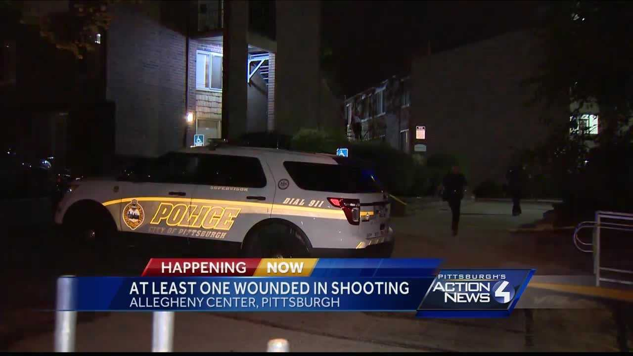 At least one person shot on Pittsburgh's North Side
