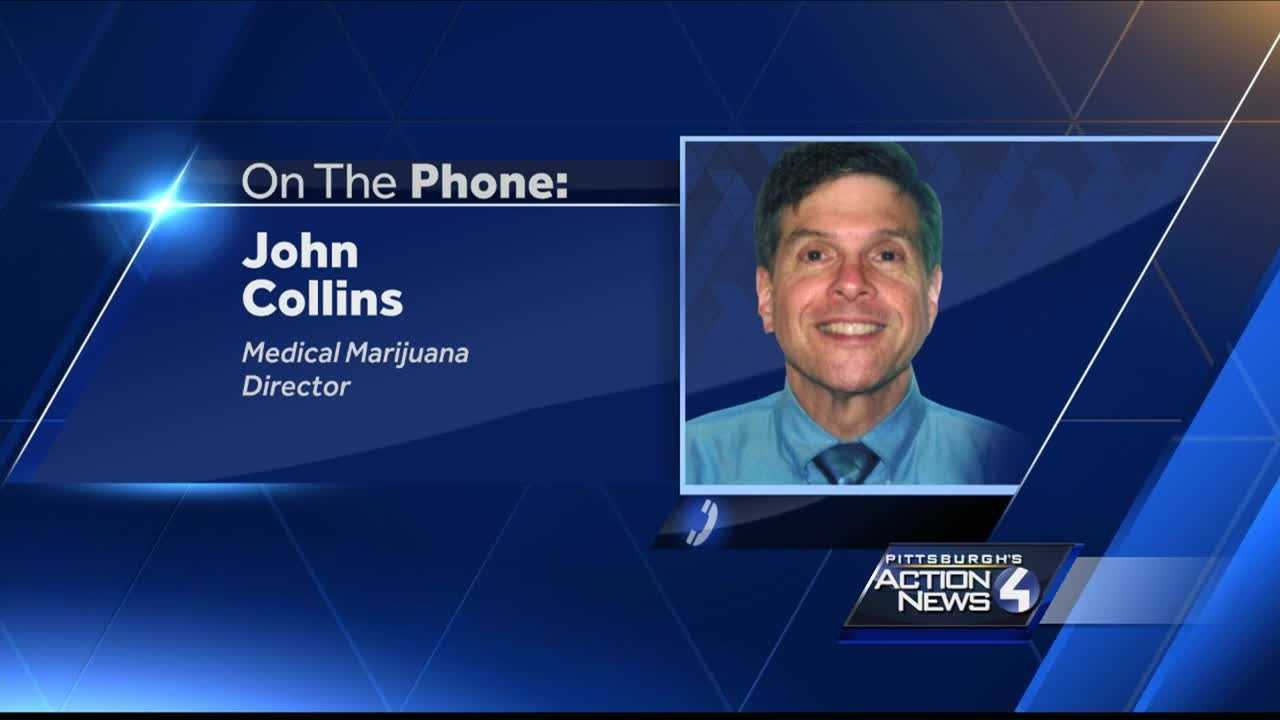 State medical marijuana director's former company hit with fraud allegations