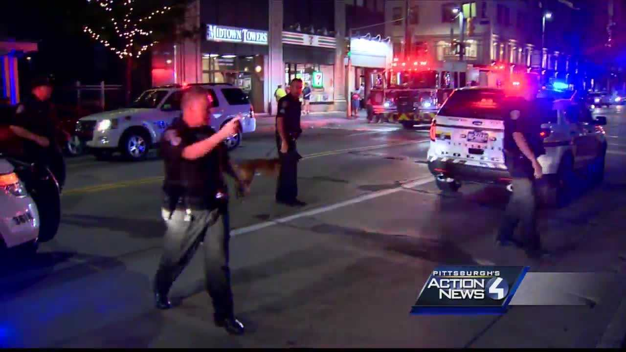 img-Downtown street fights break out on final night of regatta