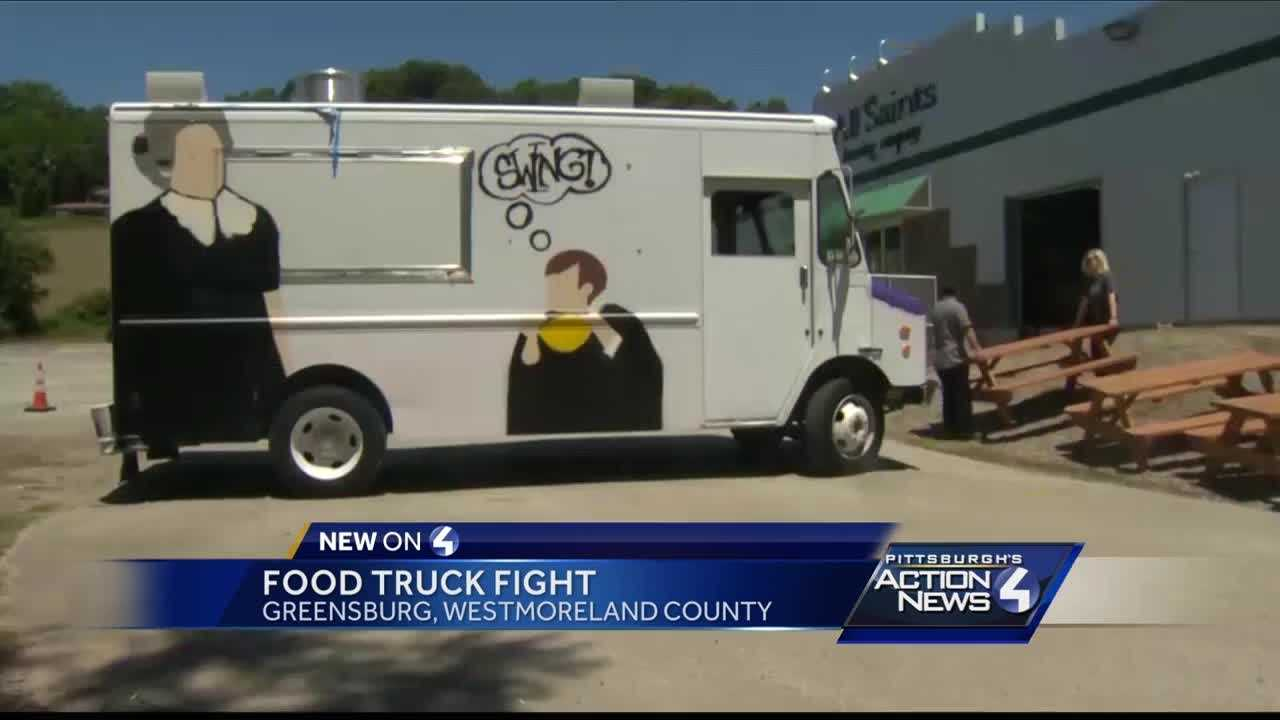Food trucks get green light in Greensburg, but only during late-night hours