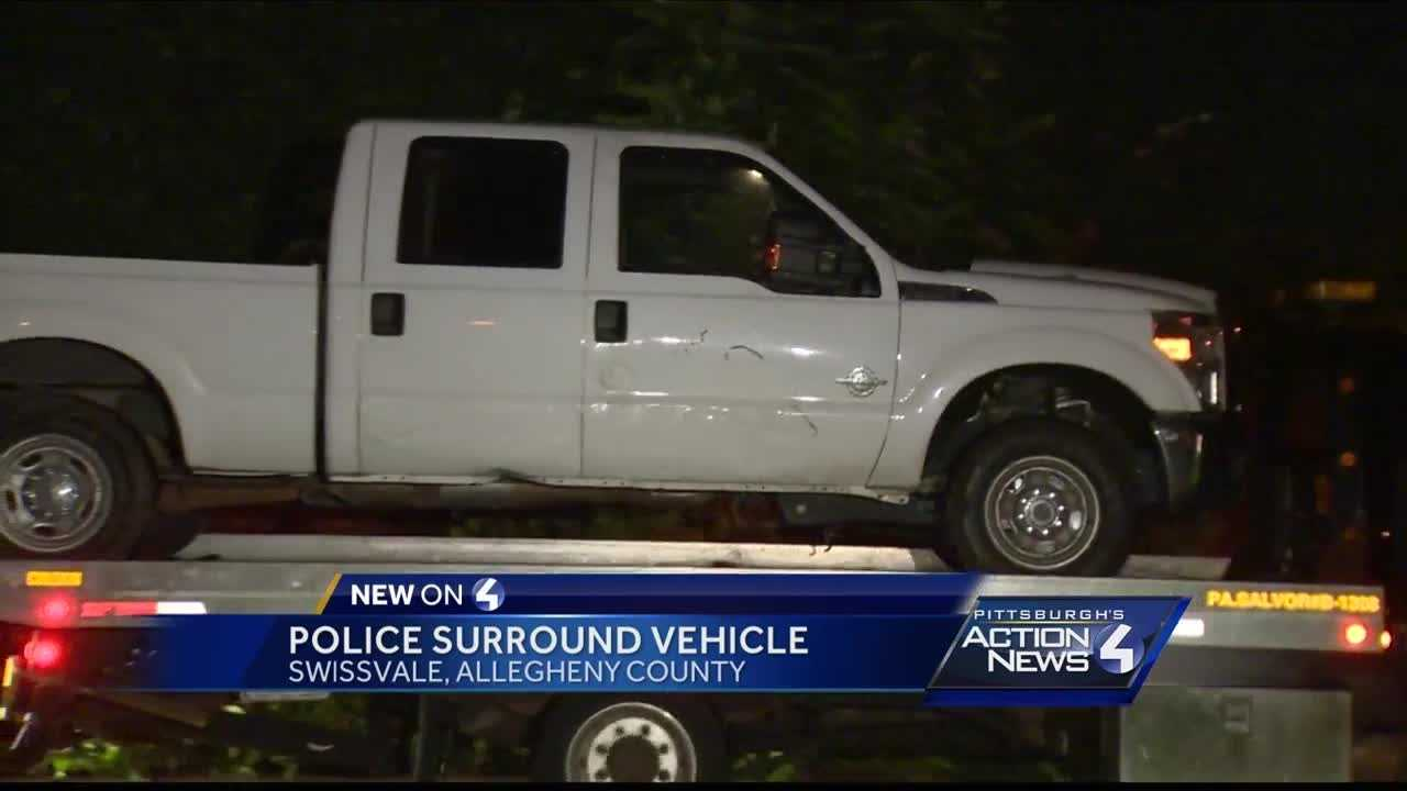 Apparent pursuit ends with crash near East Busway