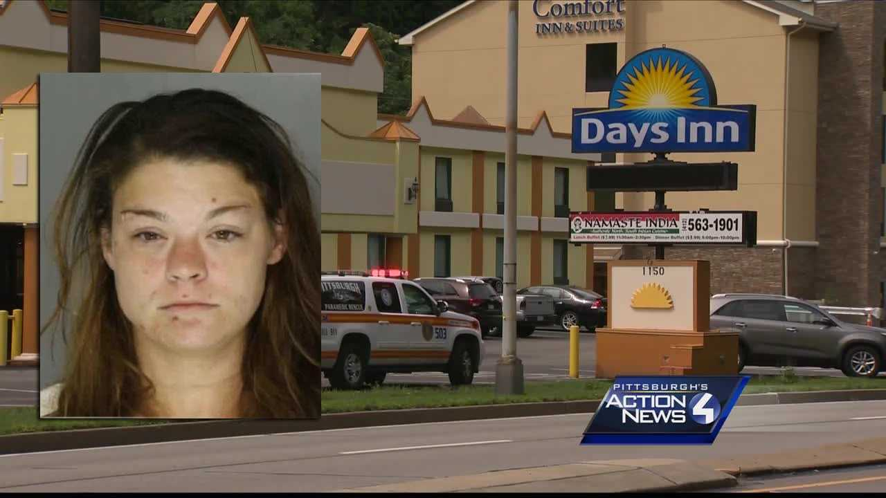 Cops: Mom left 3 kids under age 4 at hotel for up to 3 days